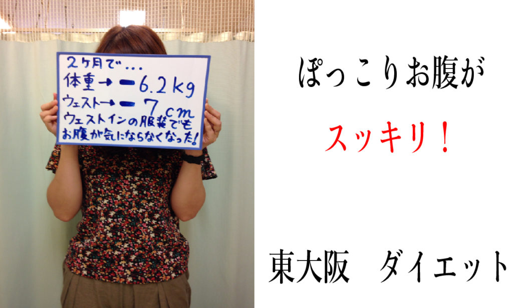 ダイエットは東大阪のルリーズ|ダイエットなら東大阪市で口コミ1番
